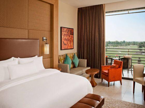 Westin Abu Dhabi Deluxe Room