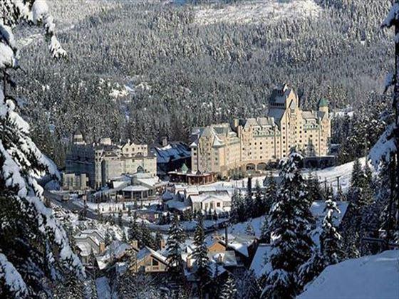 Fairmont Chateau Whistler