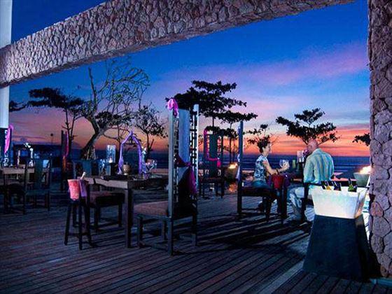 Wild Orchid restaurant terrace at Anantara Seminyak