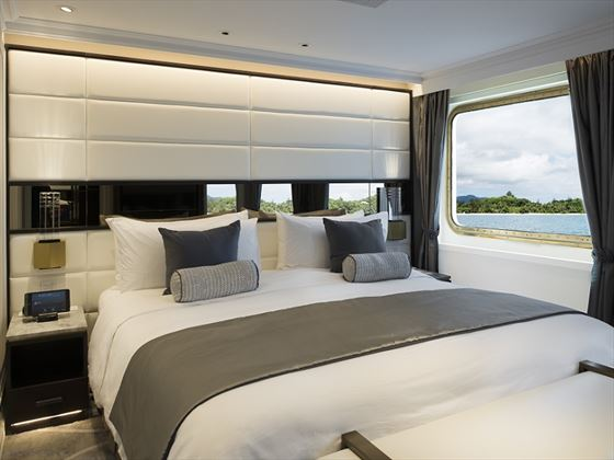 Yacht Suite Bedroom