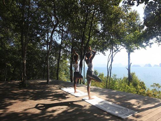 Yoga Platform, Six Senses Yao Noi