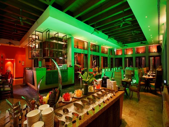 Zico's Brazilian Bar and Grill at Centara Grand Beach Resort Samui