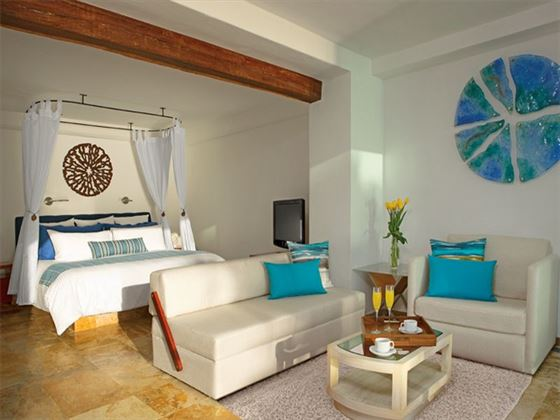 Superior Room at Zoetry Villa Rolandi Island Mujeres