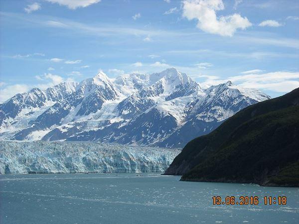 Marie glaciers