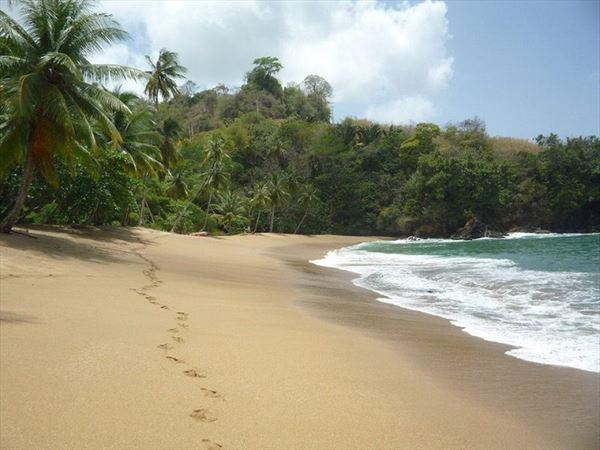 englishmans beach tobago