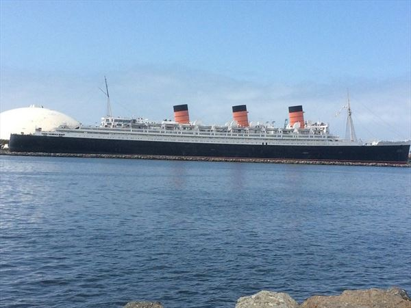 queen mary hotel ship