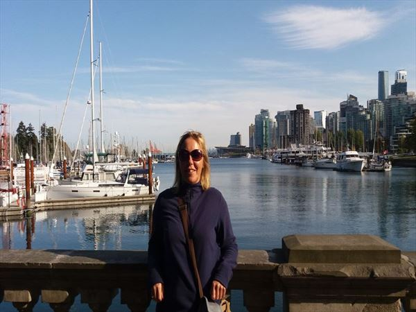 vancouver waterfront Donna