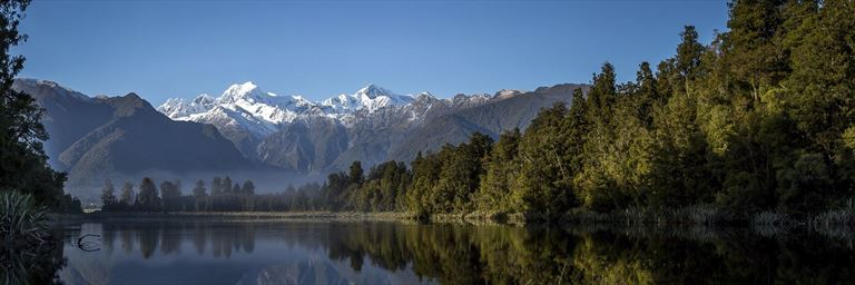 Stunning Lake Matheson