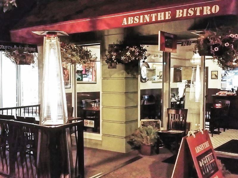 absinthe bistro