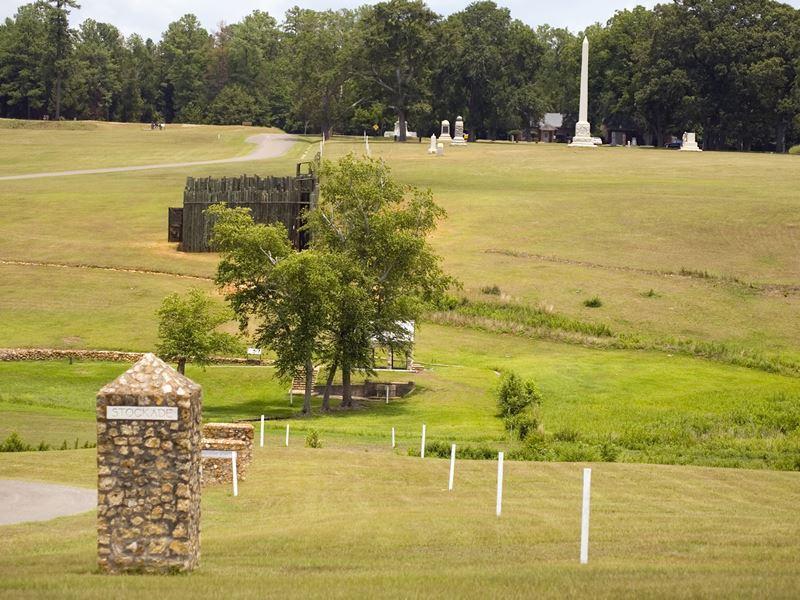 andersonville prison battlefield georgia