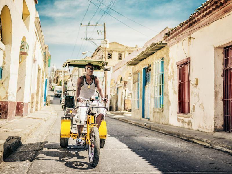 bike taxi santiago de cuba