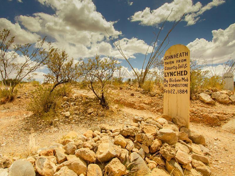 boothill cemetery arizona