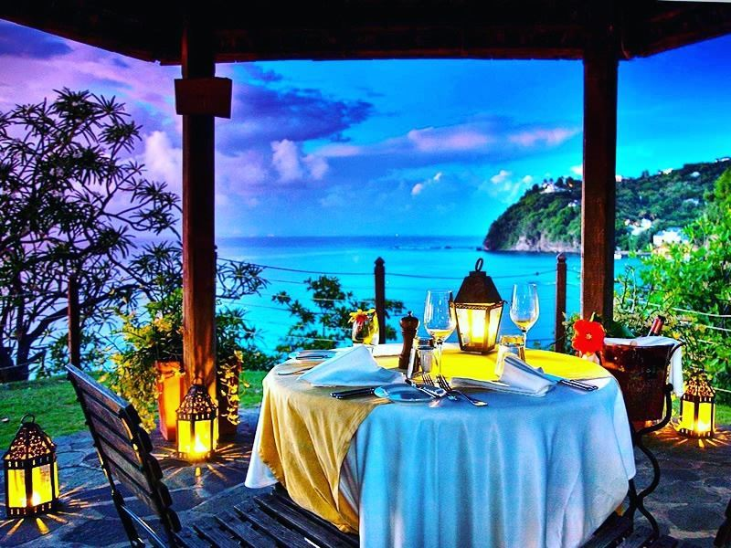 Top 10 boutique hotels in st lucia caribbean travel for Best boutique hotels caribbean