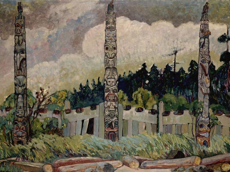 emily carr royal bc museum vancouver