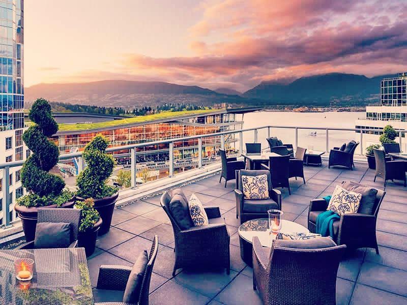 fairmont waterfront vancouver gold terrace