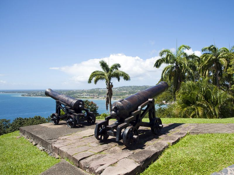 fort king george tobago