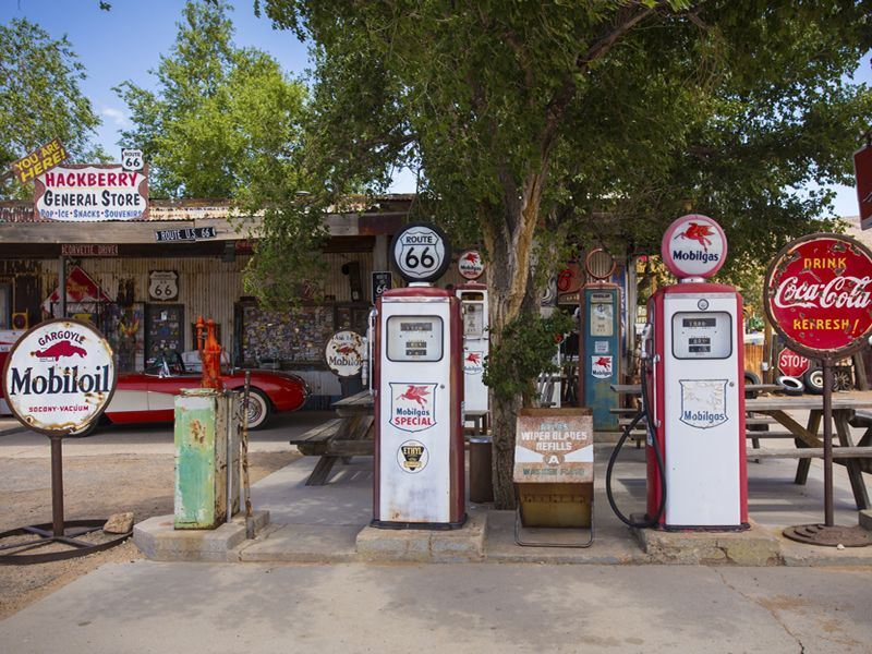 hackberry fuel pumps arizona