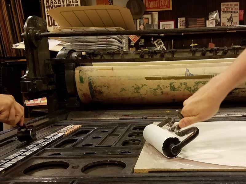 hatch show print nashville