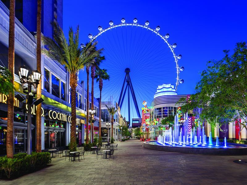 high roller at linq