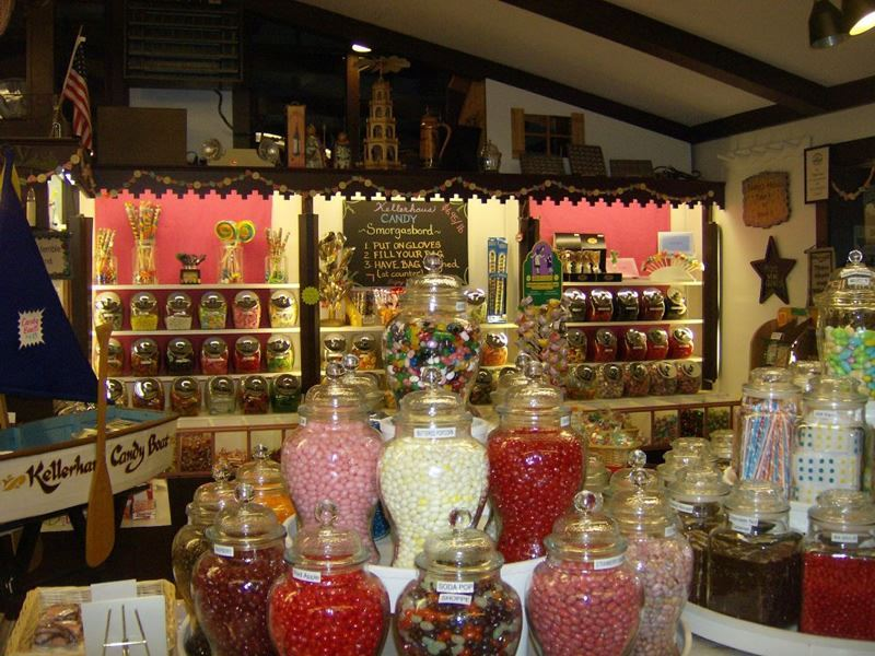 kellerhaus candy shop new hampshire