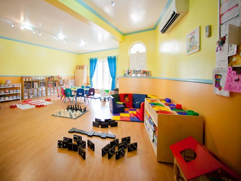 kids club at turtle beach by elegant hotels