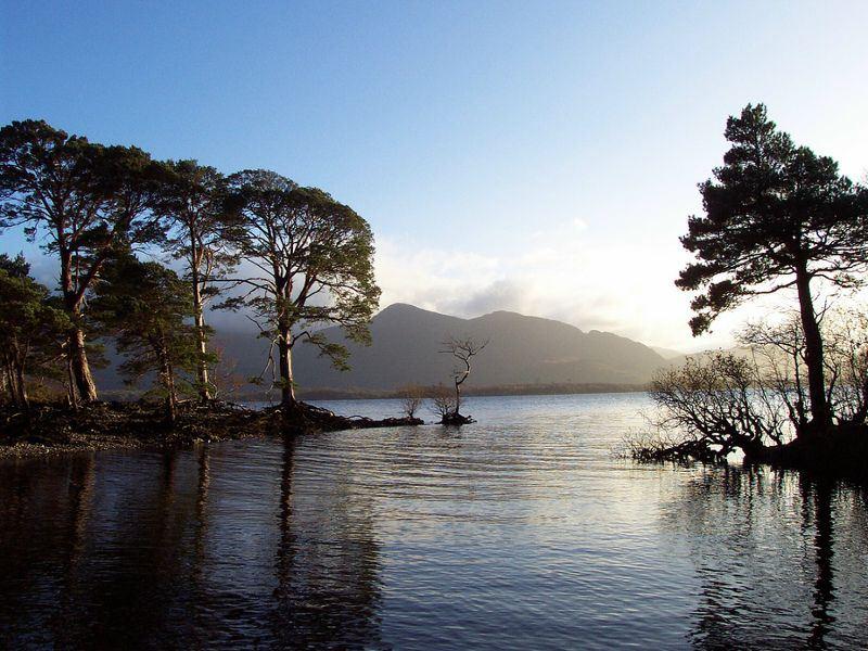 killarney lakes november