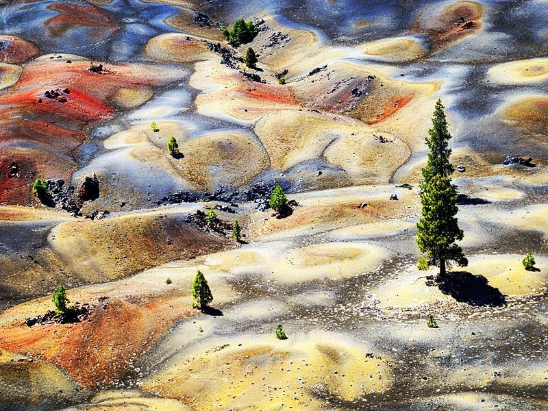 lassen volcanic national park california