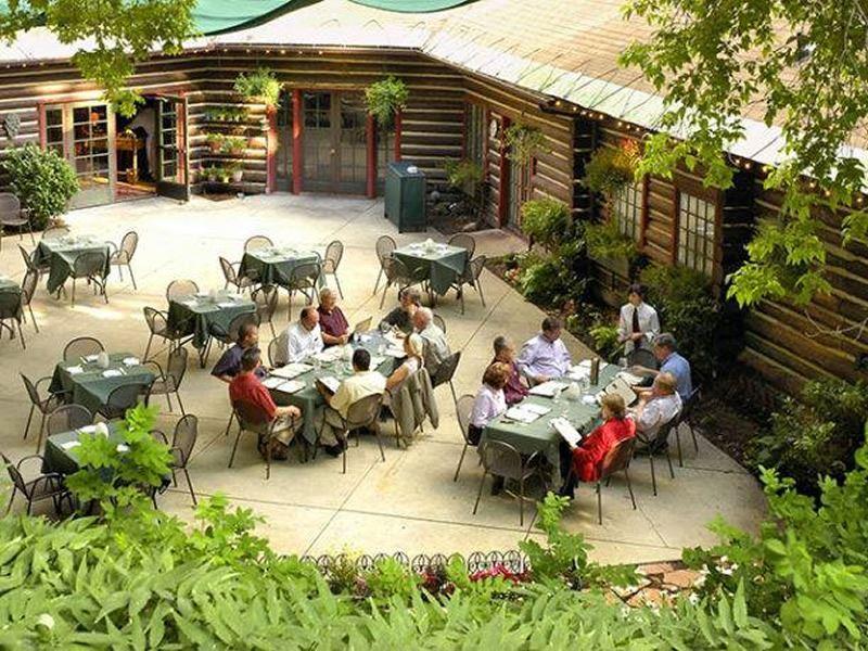 log haven restaurant utah