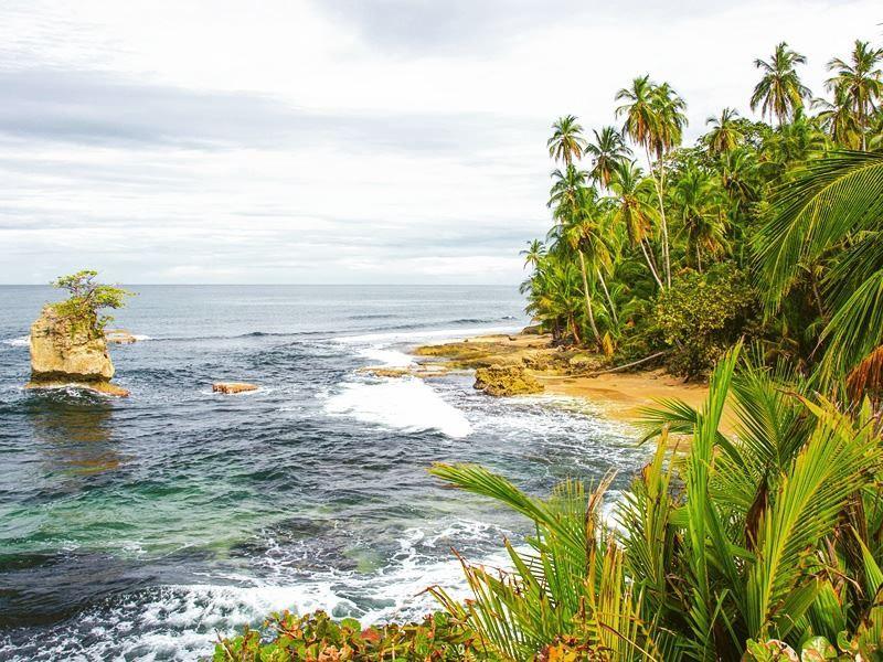 manzanillos caribbean coast costa rica