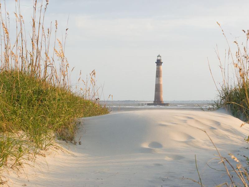 morris island lighthouse folly beach