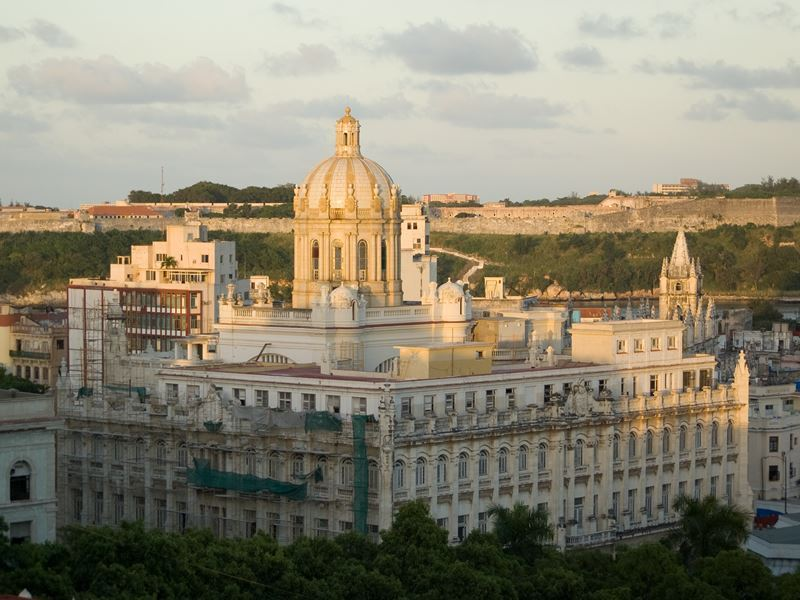 museum revolution havana
