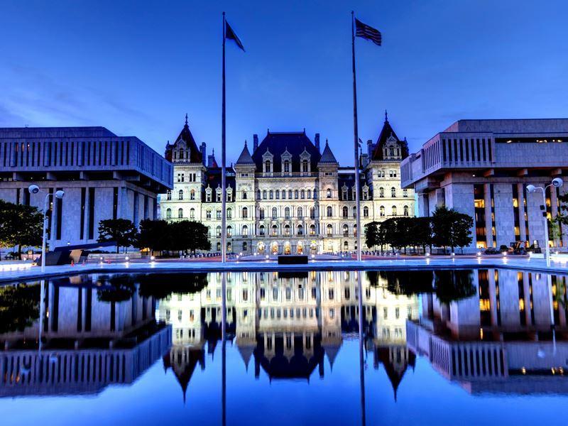 new york state capitol albany ny