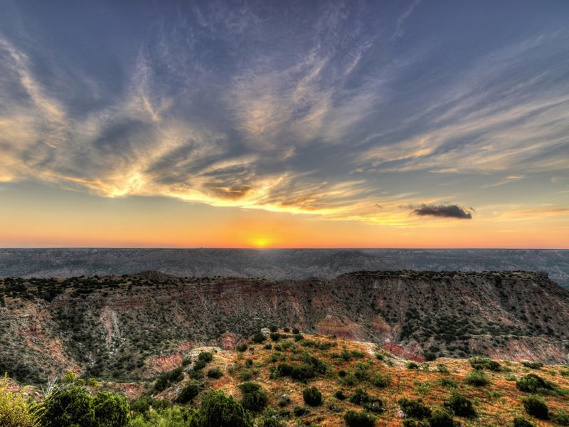 palo duro canyon texas