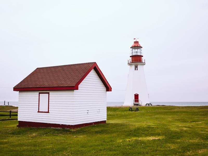 port au choix national historic site western