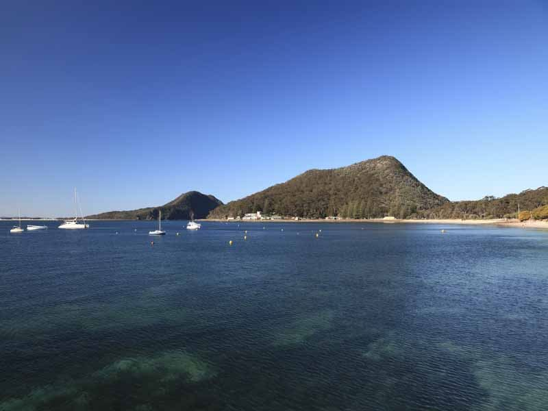 port stephens new south wales