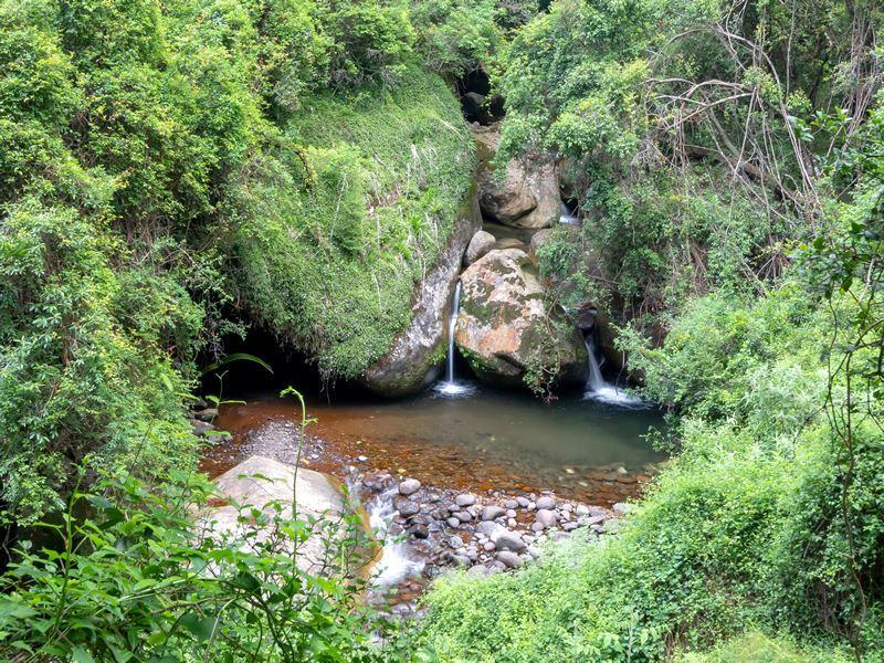 rainbow gorge drakensberg