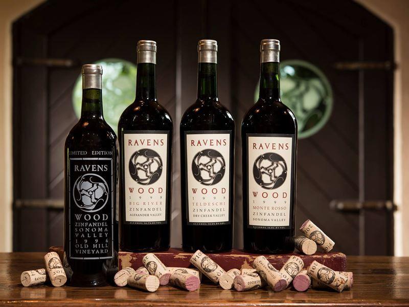 ravenswood winery tasting room