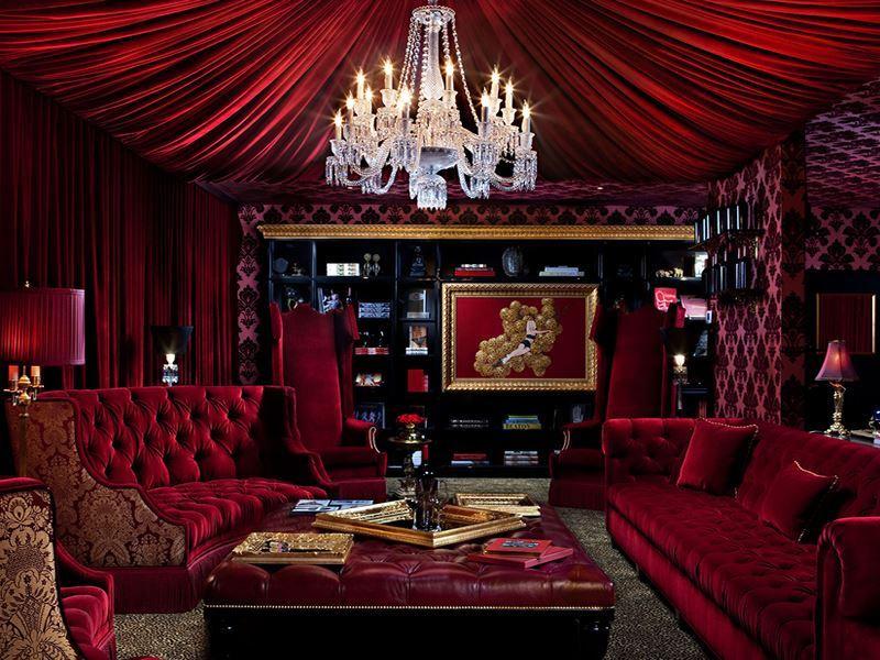 raymond vineyards red room