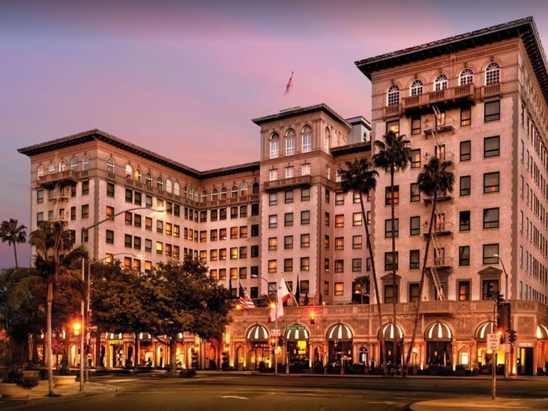 regent beverly wilshire los angeles