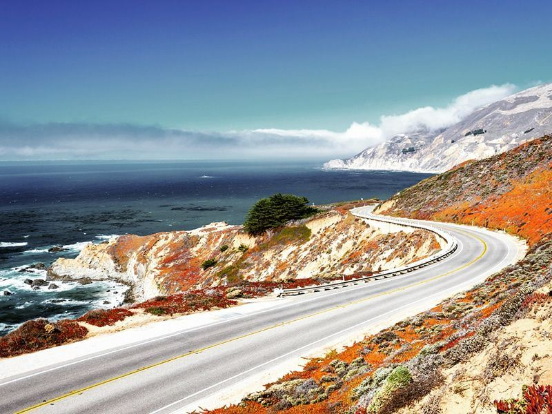 top 10 most scenic roads in america usa road trip inspiration. Black Bedroom Furniture Sets. Home Design Ideas