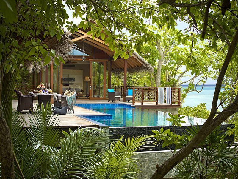 ocean view villas at shangri las villingilu resort spa