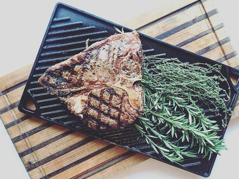 steak at sidecut whistler