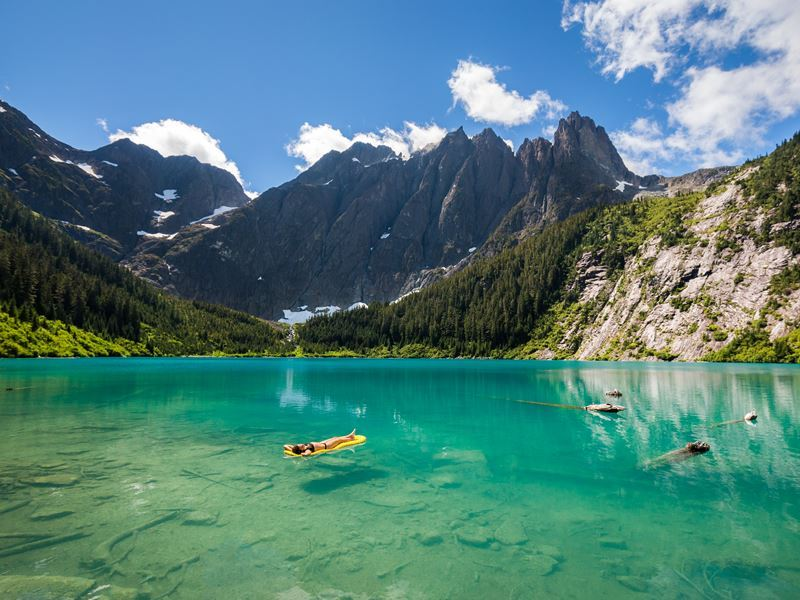 strathcona provincial park vancouver island