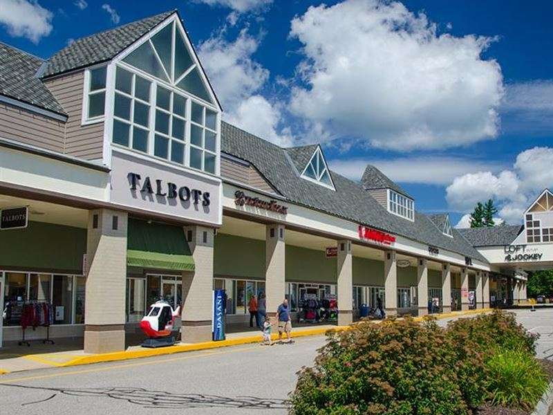 tanger outlet new hampshire