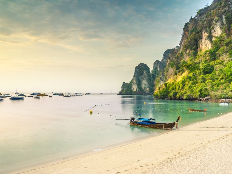 thailand beach holiday