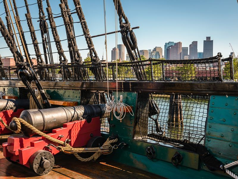 uss constitution boston