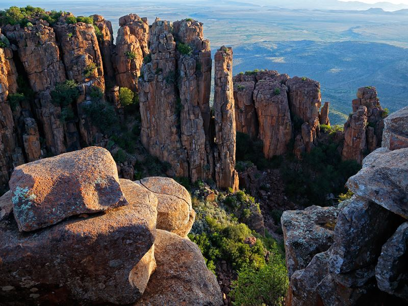 valley of desolation camdeboo national park south africa