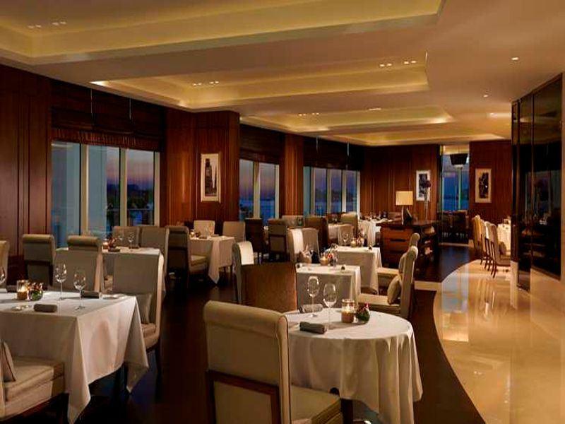 waldorf astoria dubai social restaurant