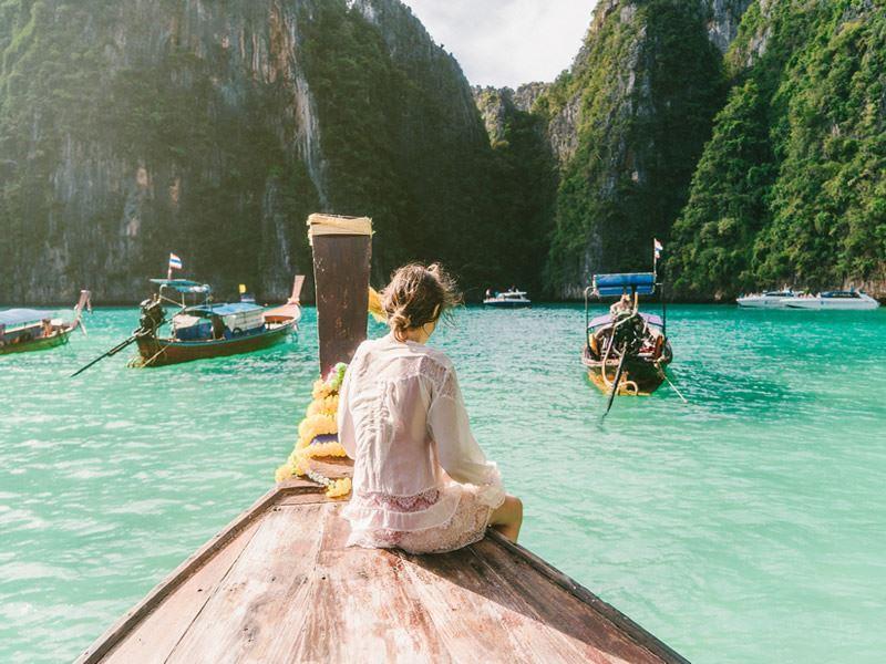 water taxi krabi
