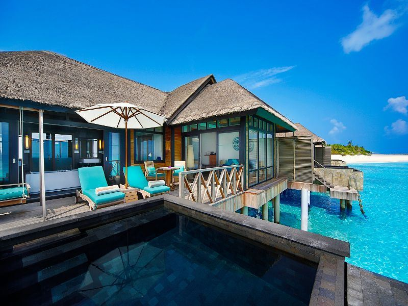 water villa at ja manafaru
